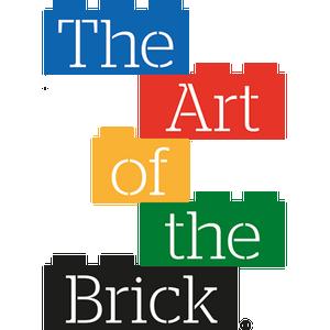 Art of the Brick logo colour